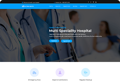 web designer_health-care