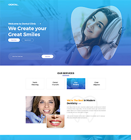 web designer_Dentists