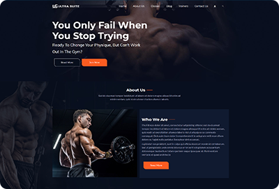 Web designer_fitness